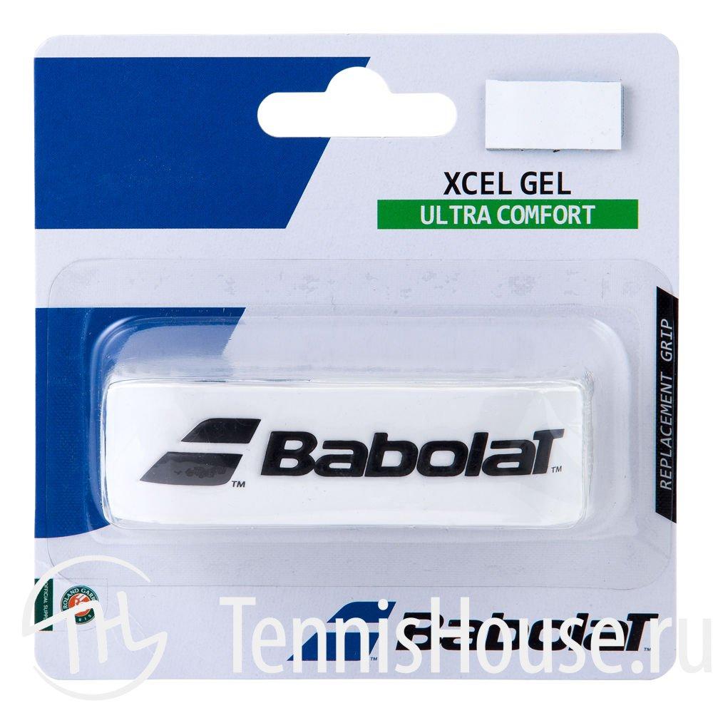 Грип Babolat Xcel Gel Цвет Белый 670058-101