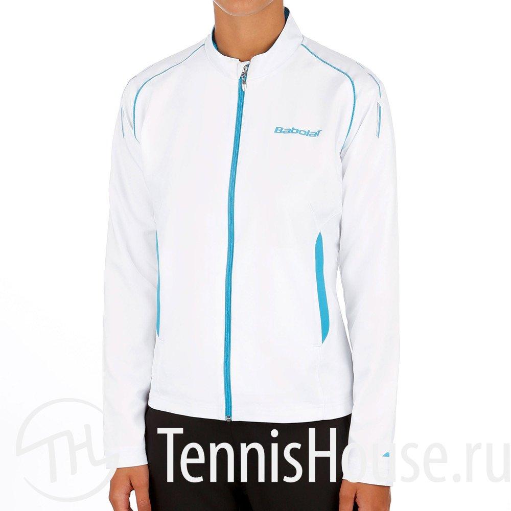 Женская куртка Babolat Match Core Цвет Белый 41S1425-101