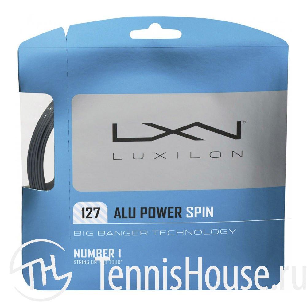 Luxilon Alu Power Spin 1,27 WRZ998400