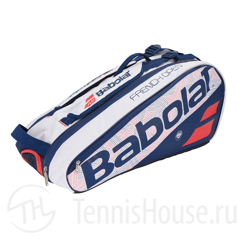 Сумка Babolat Pure X6 French Open 751165