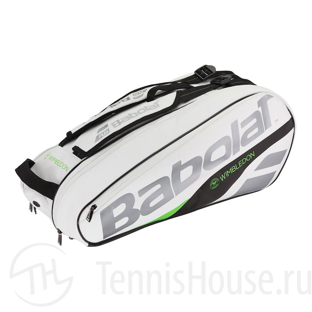Сумка Babolat Pure X6 Wimbledon 751168