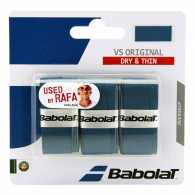 Обмотки Babolat VS Original 3шт Цвет Синий 653040-136