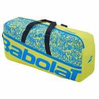 Спортивная сумка Babolat Duffle M Classic Цвет Желтый лайм/Синий 758001-326