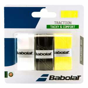 Обмотки Babolat Traction 3шт 653043