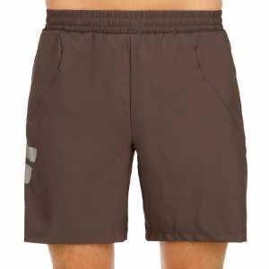 Мужские шорты Babolat Core 2017 Цвет Темно-серый 3MS17061-115