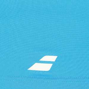 Женская футболка Babolat Core Flag Club Цвет Яркий голубой 3WS17011-132