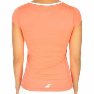 Женская футболка Babolat Core Flag Club Цвет Ярко-красный 3WS17011-201
