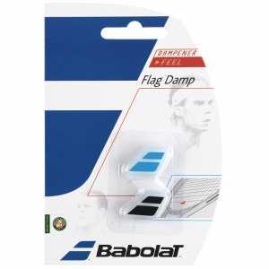Виброгаситель Babolat Flag Damp 2шт Цвет Черный/синий 700032-146