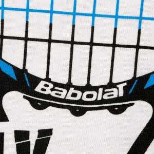 Футболка для мальчика Babolat Core Pure Цвет Белый 3BS17013-101