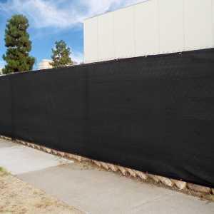 Ветрозащитный фон 2.75х18 метра, США, черный TE183US