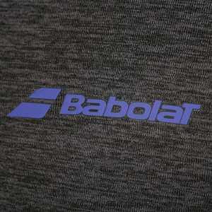 Мужская футболка Babolat Performance 1/2 Zip 2018 2MS18121