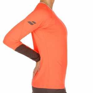 Женская футболка Babolat Core LS 3WS18111