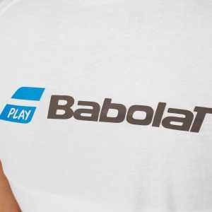 Носки 1 пара Babolat Team Big Logo Цвет Белый/Оранжевый 5MS17342-165