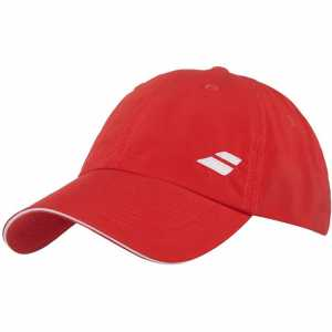 Бейсболка Babolat Basic Logo Цвет Флуоресцентно розовый 5US18221-5004