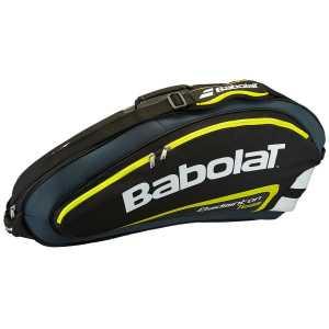 Сумка Babolat Team на 4 бадминтонные ракетки 751111