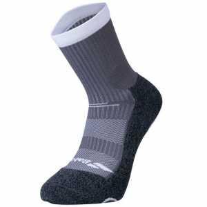 Носки мужские 1 пара Babolat Pro 360 2018 Цвет Темно серый / Белый 5MS18322-3008