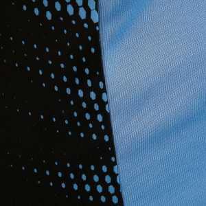Мужская футболка Babolat Perf Crew Neck 2019 Цвет Небесно голубой/ Черный 2MS19011-4039