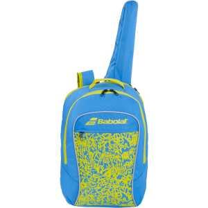Детский рюкзак Babolat Club Junior 2020 Цвет Синий/желтый лайм 753083-325