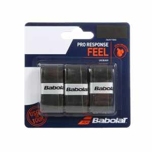 Обмотки Babolat Pro Response Цвет Чёрный 653048-105