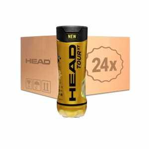 HEAD Tour XT 3шт - Коробка 72 мяча 570823