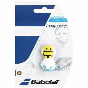 Виброгаситель Babolat Loony Damp 2шт Цвет Синий/Желтый 700034-175