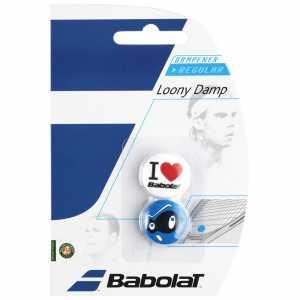 Виброгаситель Babolat Loony Damp 2шт Цвет Белый/Синий 700034-153