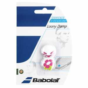 Виброгаситель Babolat Loony Damp 2шт Цвет Белый/Розовый 700034-184