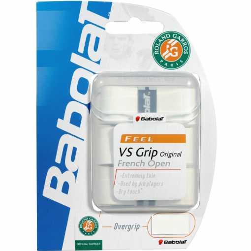 Обмотки Babolat VS Grip Original French Open 3шт 653022