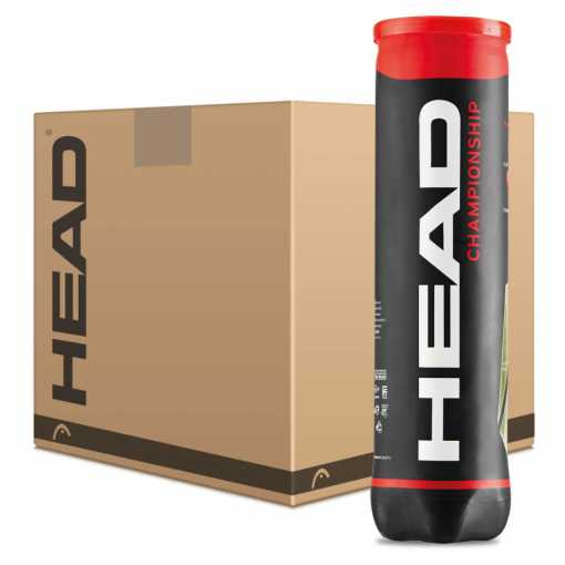 HEAD Championship 4шт - Коробка 72 мяча 575214