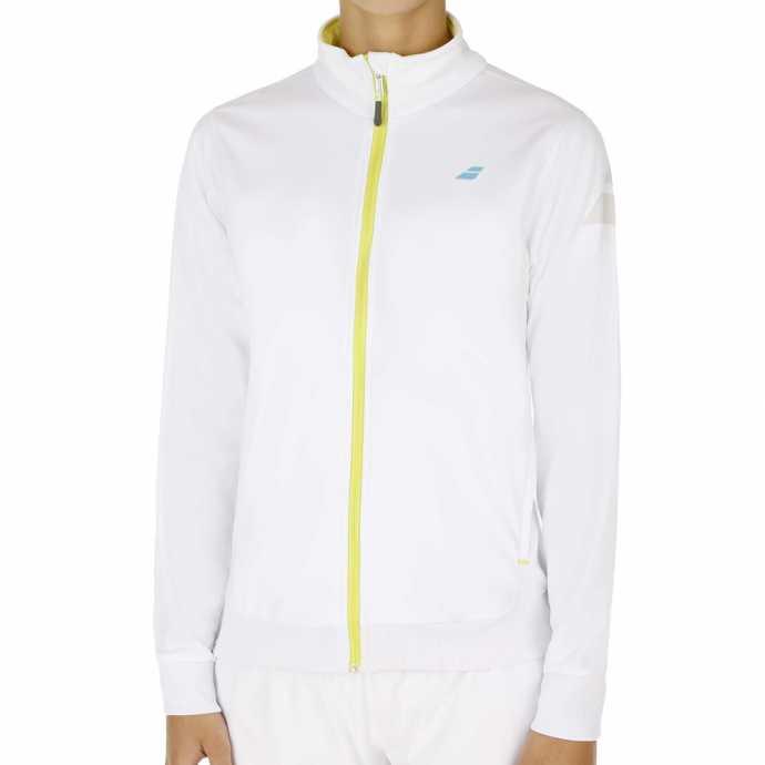 Куртка женская Babolat Performance Цвет Белый 2WS16041-101