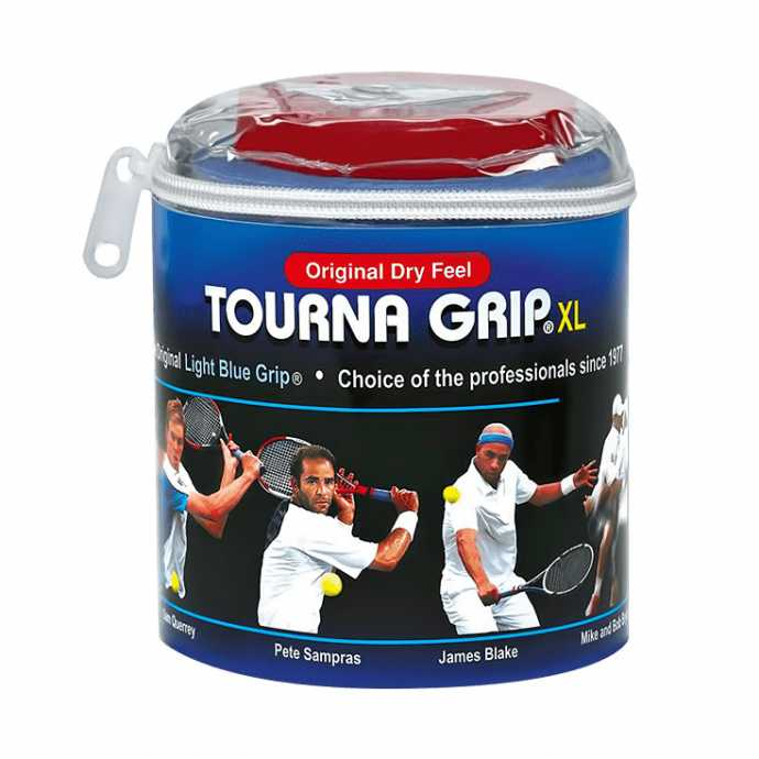 Обмотки Tourna Grip Unique XL 30шт TG-30XL