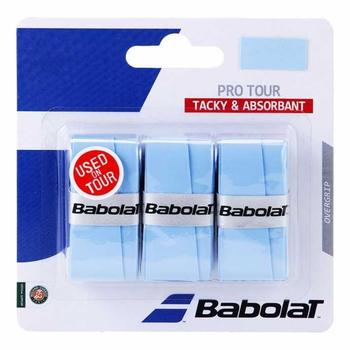 Обмотки Babolat Pro Tour 3шт Цвет Синий 653037-136