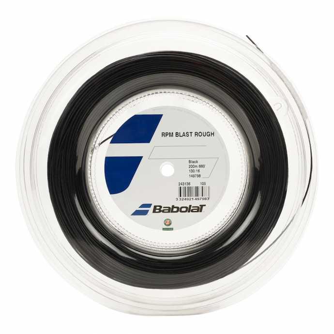 Babolat RPM Blast Rough 200м Цвет Черный 243136-105