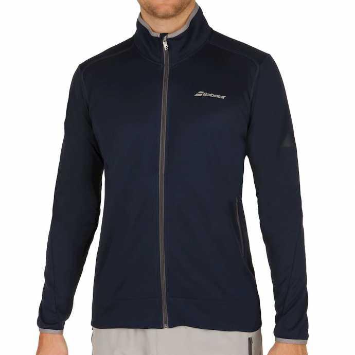 Куртка мужская Babolat Performance 2017 Цвет Темно-Синий 2MS17041-102