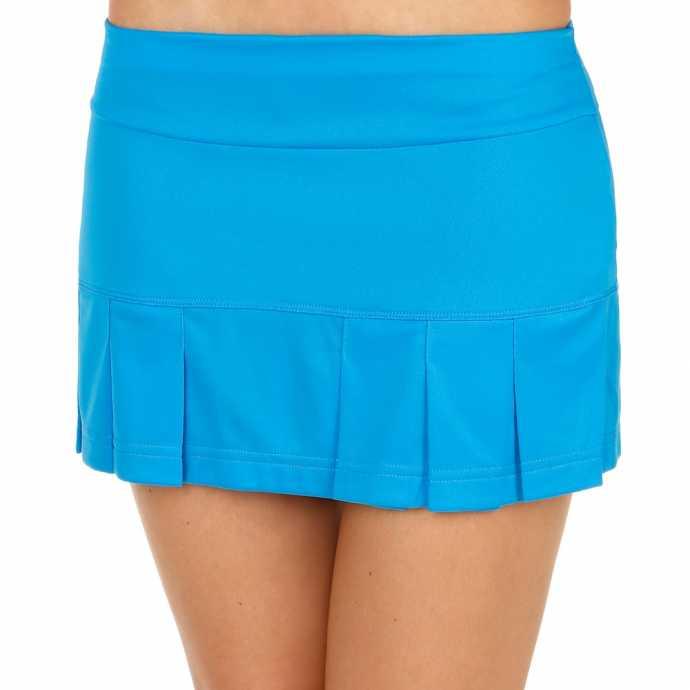 Юбка удлиненная Babolat Core Цвет Флуоресцентно-голубой 3WS17082-132