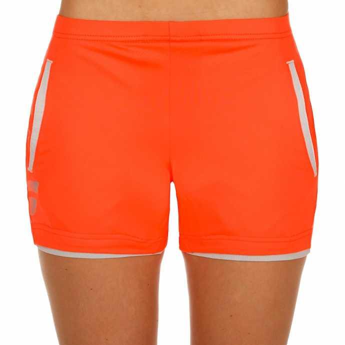 Женские шорты Babolat Core Цвет Флуоресцентно-красный 3WS17061-201