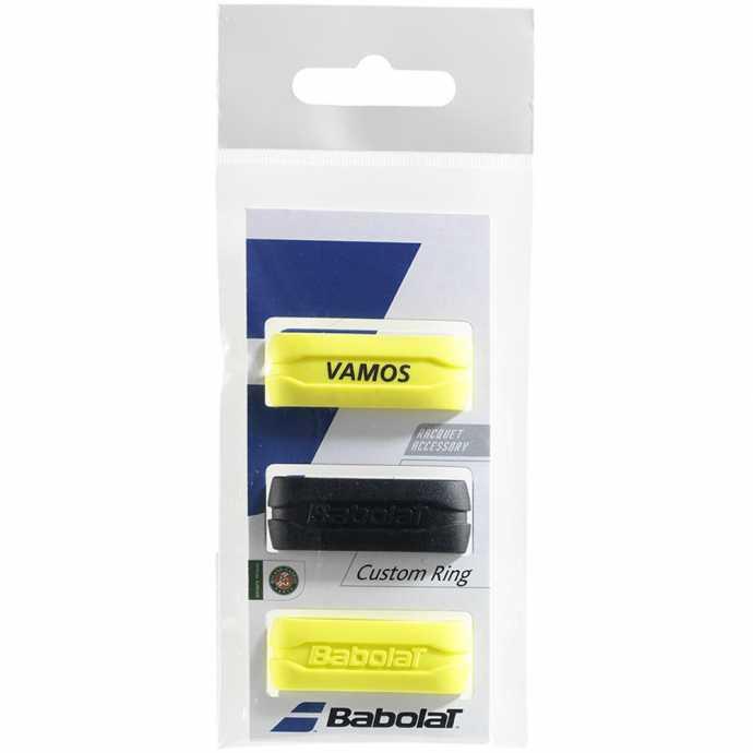 Кольцо на ручку ракетки Babolat Custom Ring 3шт 710025