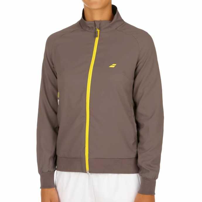 Женская куртка Babolat Core Club 2017 Цвет Темно-серый 3WS17121-115