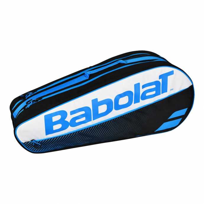 Сумка Babolat Classic Club X6 2018 Цвет Голубой 751173-136