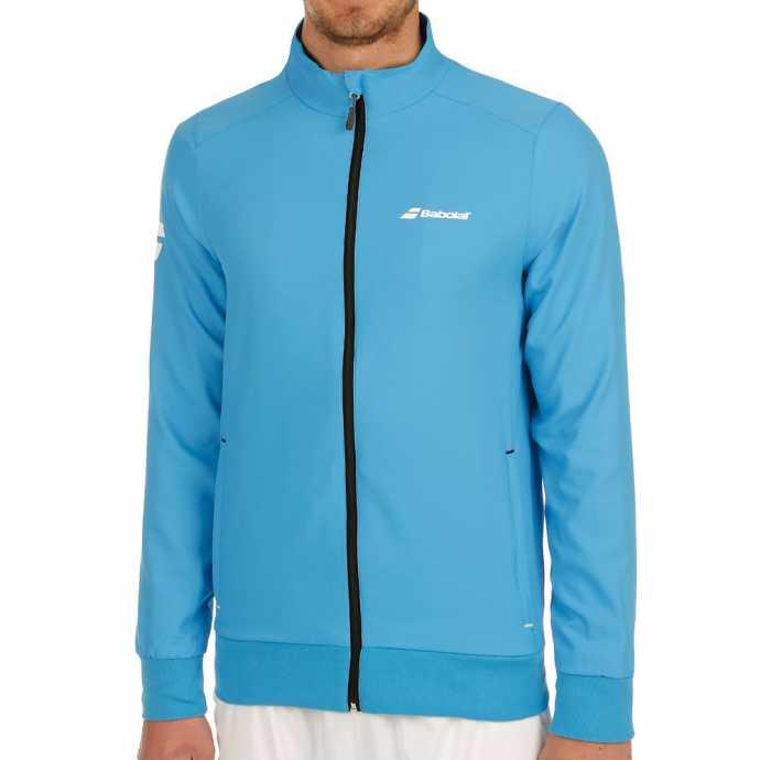 Куртка мужская Babolat Core 2018 Цвет Ярко синий 3MS18121-4013