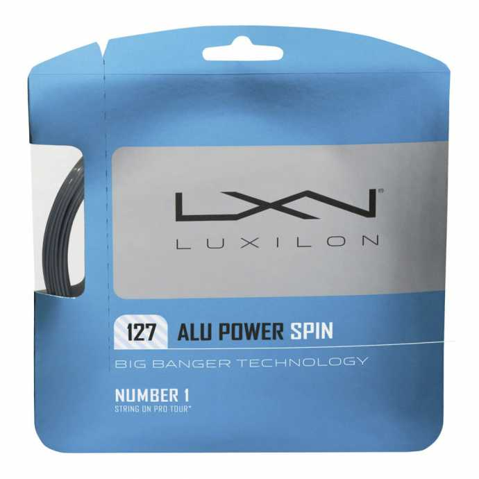 Luxilon Alu Power Spin 1,27 WRZ998400