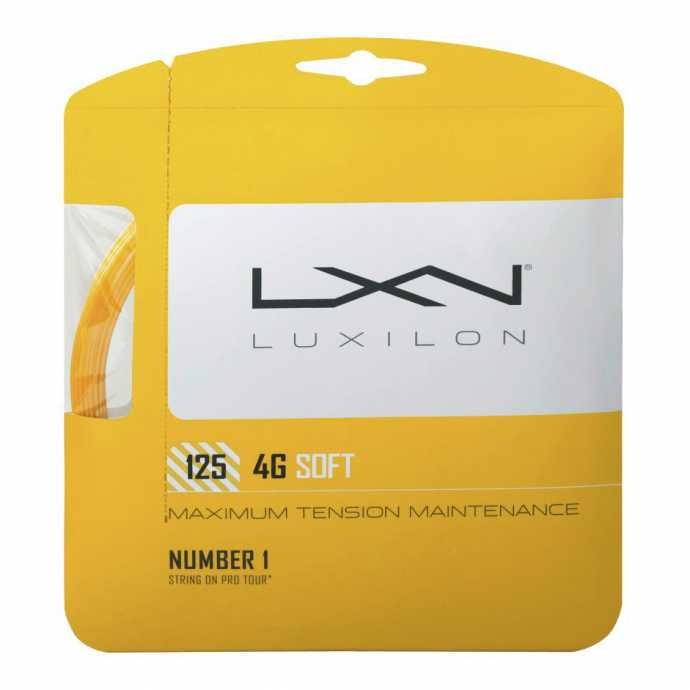 Luxilon 4G Soft 1.25 WRZ997111