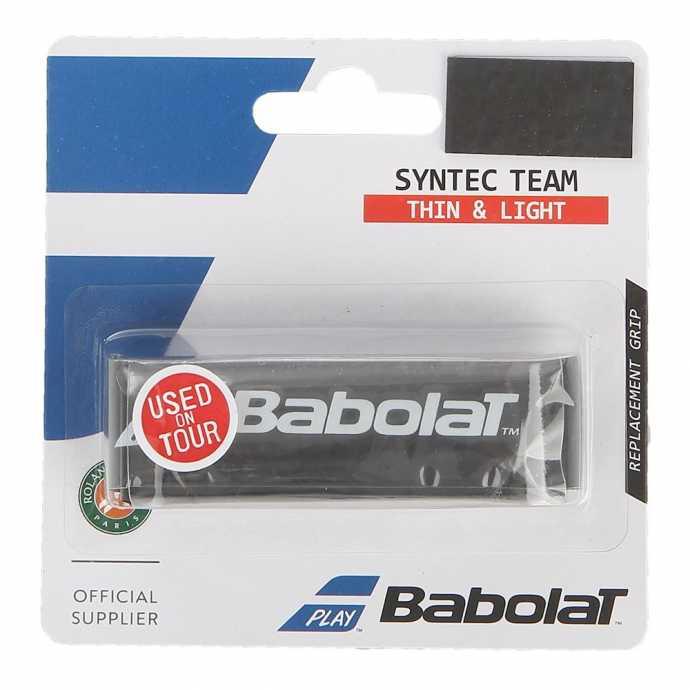 Грип Babolat Syntec Team Цвет Черный 670065-105