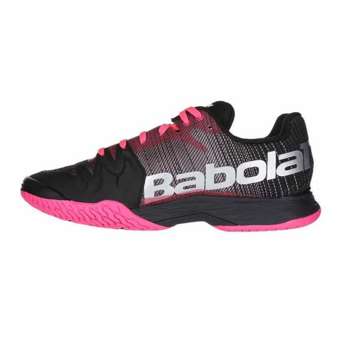Кроссовки женские Babolat Jet Mach II All court Цвет Розовый/Черный 31S19630-5023