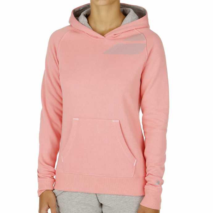 Толстовка для девочек Babolat Training Basic Цвет Розовый 42F1588-156