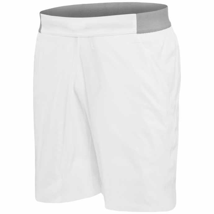 Мужские шорты Babolat Perf 2019 Цвет Белый/Темно желтый 2MS19061-1025