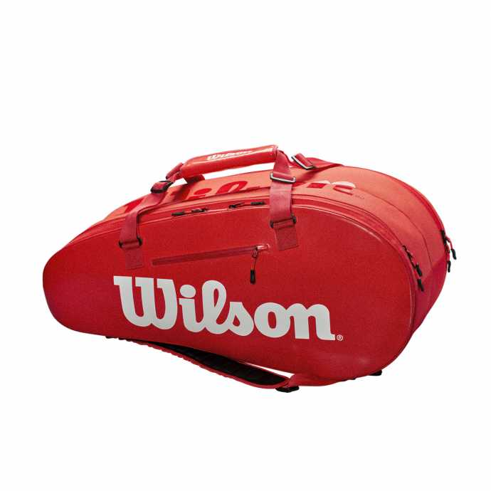 Сумка Wilson Super Tour 2 Comp WRZ840809