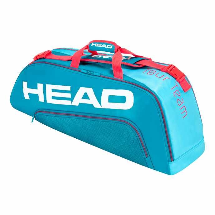 Сумка Head Tour Team Combi 6R Цвет Голубой 283150-BLPK