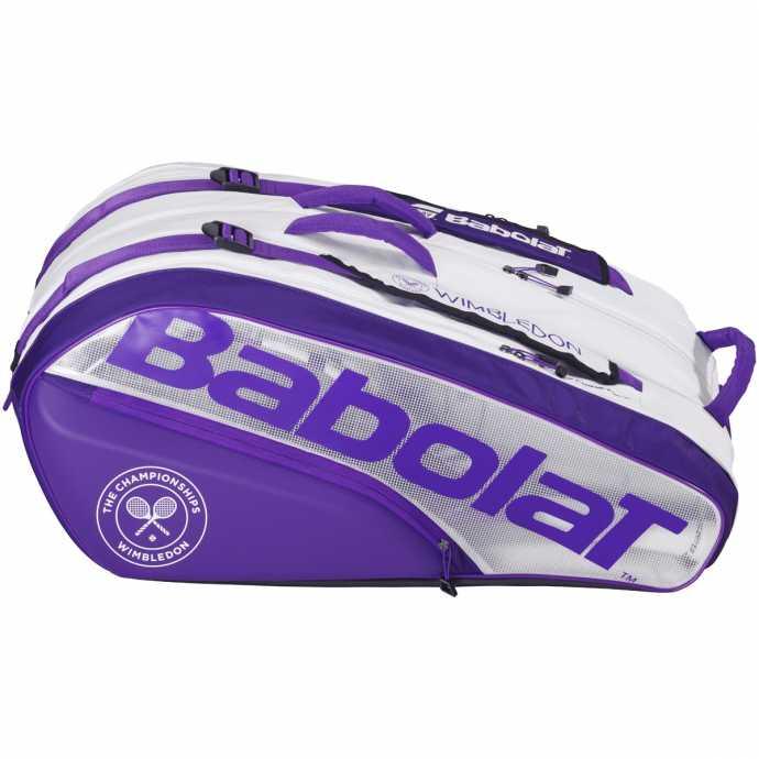 Сумка Babolat Pure Wimbledon X12 2021 751205