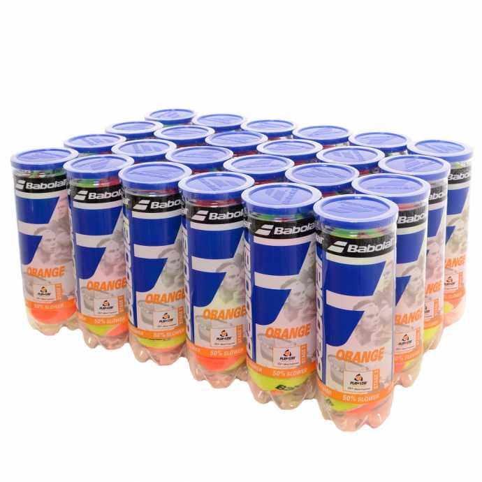 Babolat Orange 3шт - Коробка 72 мяча 501035